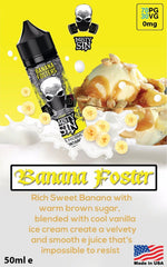 Banana Fosters by Misty Sin