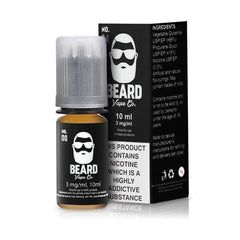 Beard Vape Co. - No.00 eLiquid