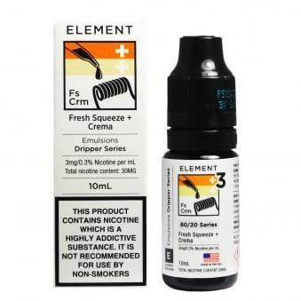 Element Emulsions - Fresh Squeeze & Crema