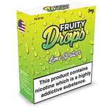 Lime Spritzer by Fruity Drops