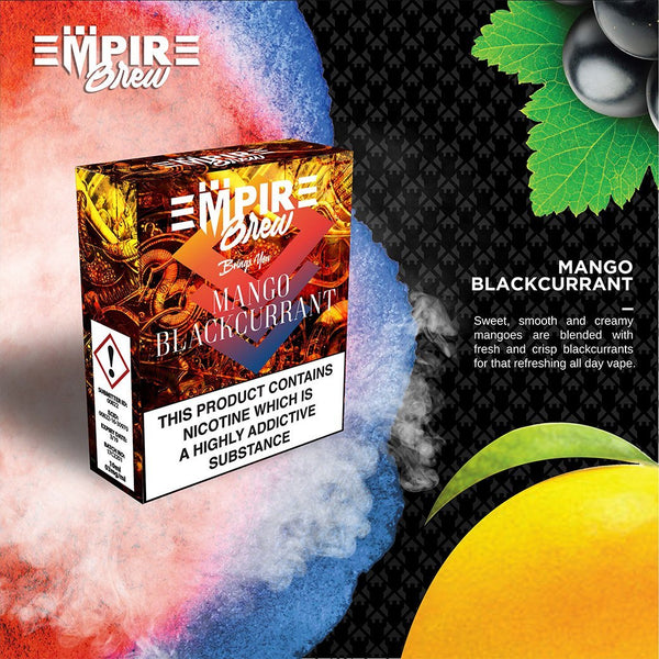Mango Blackcurrant by Empire Brew