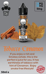 Tobacco Cinnamon by Misty Sin