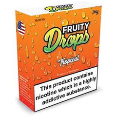 Tropical by Fruity Drops