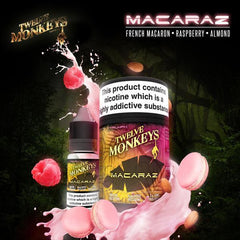 Twelve Monkeys Vapor - Macaraz