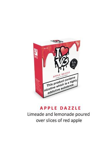Apple Dazzle by I Love VG