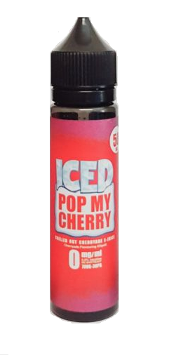 Pop My Cherry by Iced E Liquid