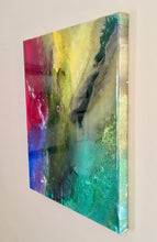 Abstract Art — Untitled - Soap Acrylic Individual Pour