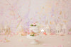 Photography Backdrop | Blush Butterflies