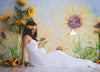 RENTAL Backdrop | Sunflower