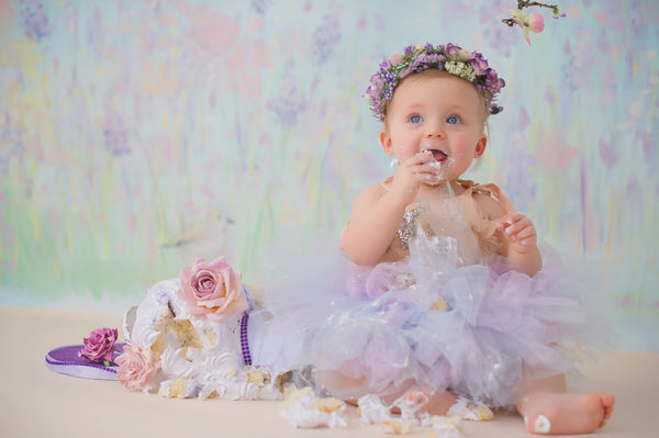 RENTAL Backdrop | Lavender Fields