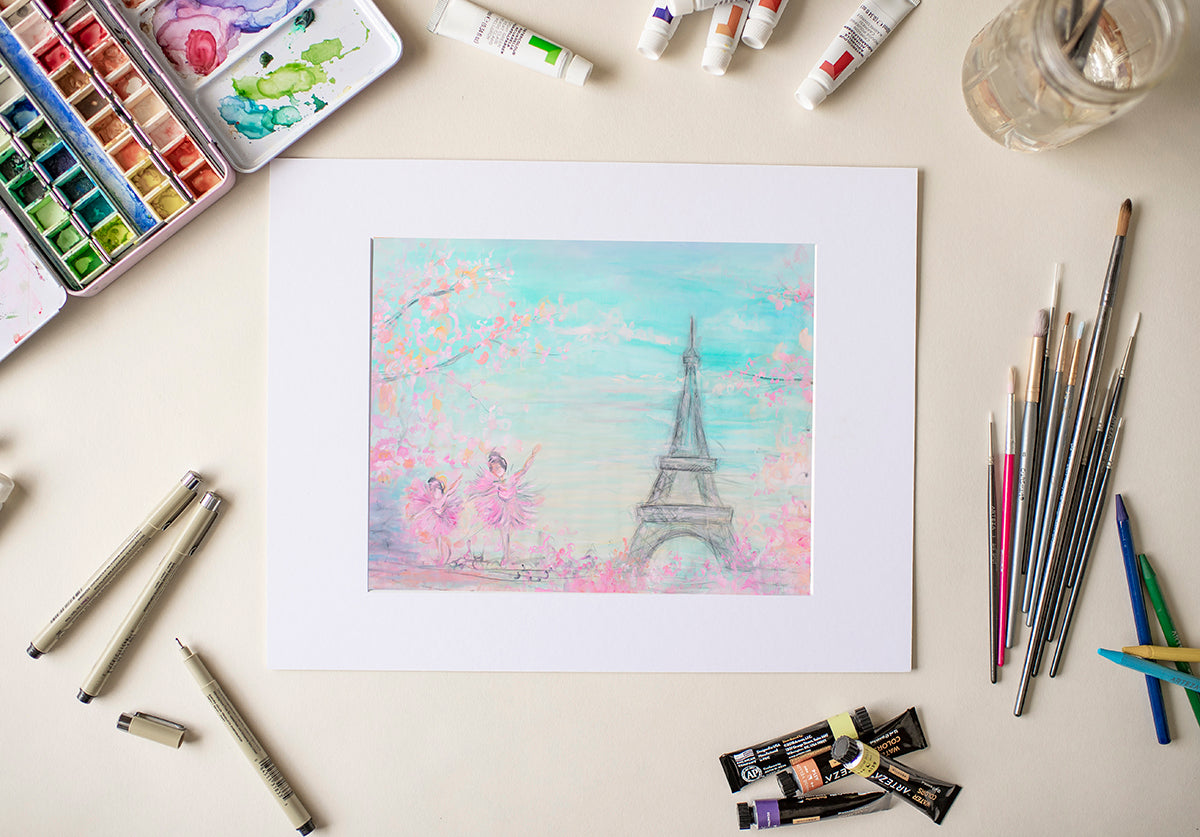 Paris - Fine Art Decor