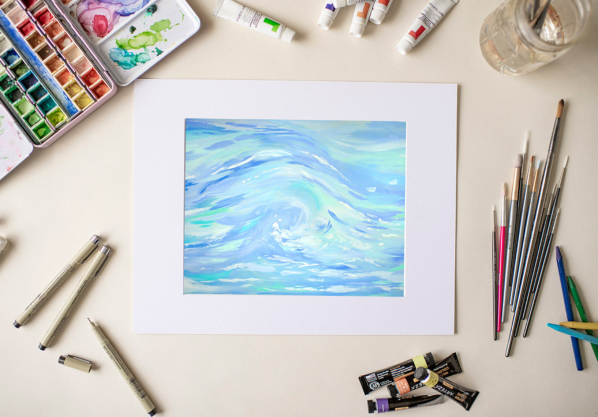 Waterscape - Fine Art Decor