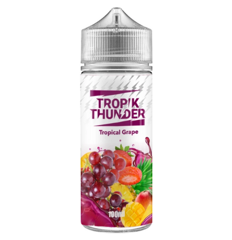 Tropik Thunder - Grape