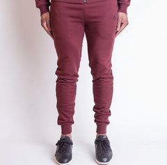 Burgundy Essential Joggers