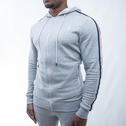Grey Union Hoody