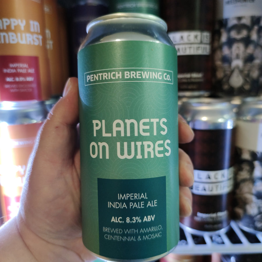 Pentrich - Planets on Wires (440ml Can)
