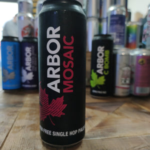 Arbor Ales - Mosaic Gluten Free (568ml Can)