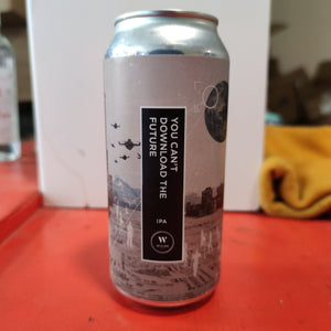 Wylam - You Can't Download The Future IPA (440ml Can)