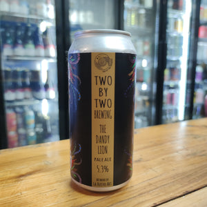 Two By Two - The Dandy Lion Pale (440ml Can)