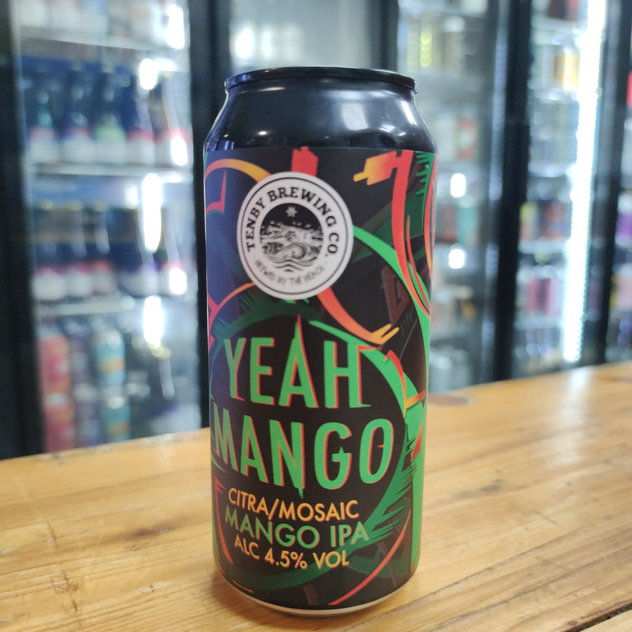 Tenby - Yeah Mango IPA (440ml Can)