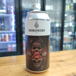 By The River - DoubleHeeder DIPA (440ml Can)
