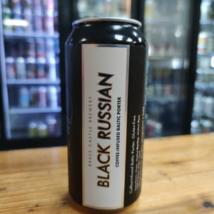 Brass Castle - Black Russian Porter GF (440ml Can)