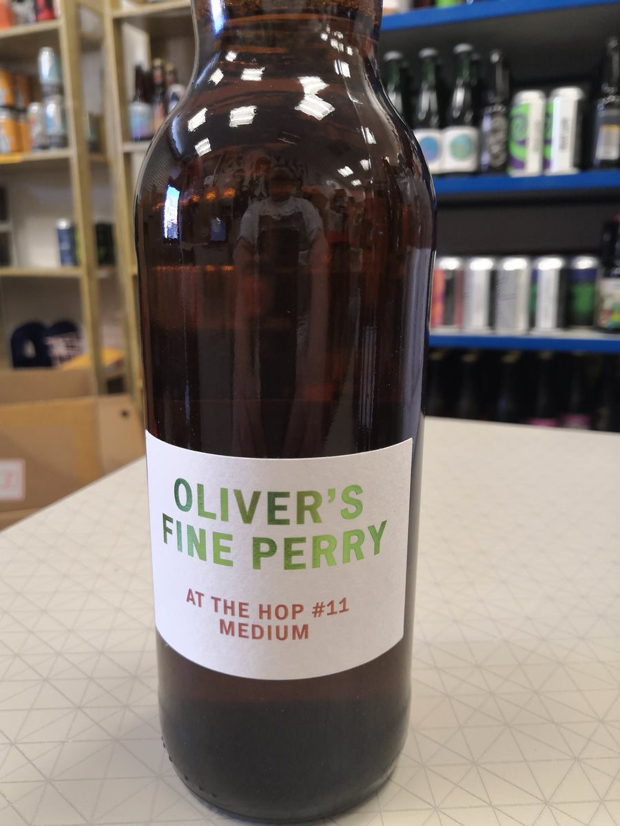 Oliver's At The Hop #11 Medium (500ml Bottle)