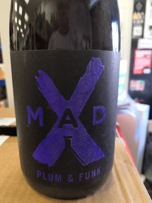 Mad Scientest Plum & Funk (750ml)
