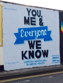 Book: You, Me and Everyone We Know - everyday adventures in mental health