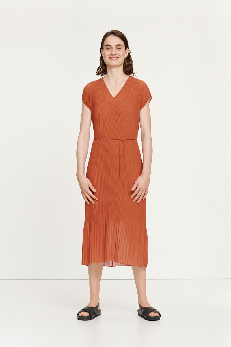 Samsoe & Samsoe Leola Dress Picante