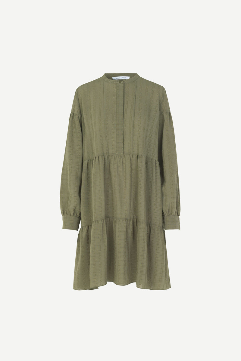 Samsoe & Samsoe Margo Shirt Dress Air Khaki