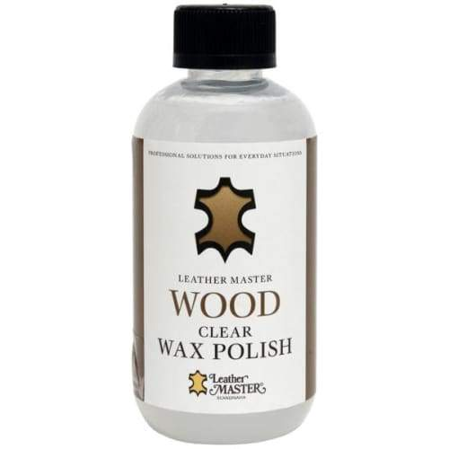 Clear Waxpolish - Möbelvård