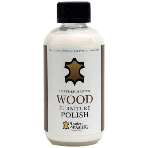 Furniture Polish - Wood - Möbelvård