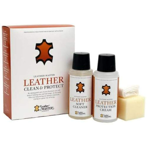 Leather Clean & Protect Maxi Kit - Möbelvård