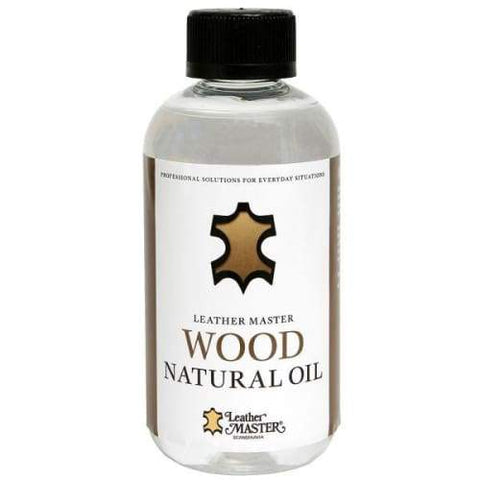 Natural Oil - Wood - Möbelvård