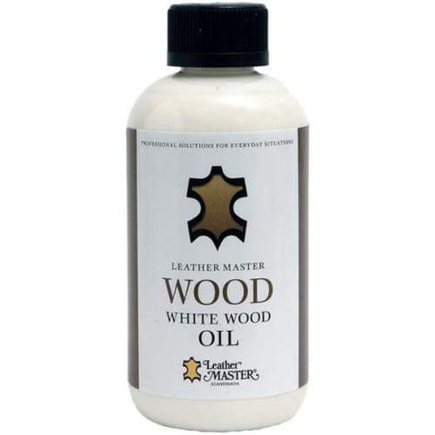 White Wood Oil - Möbelvård