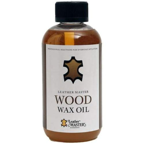 Wood Wax Oil - Möbelvård