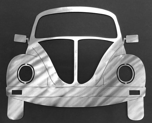 1958 VW Beetle Bug Silhouette Wall Decor