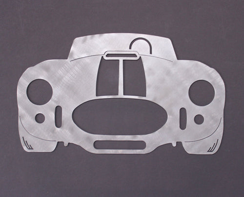 Shelby AC Cobra Silhouette Wall Decor