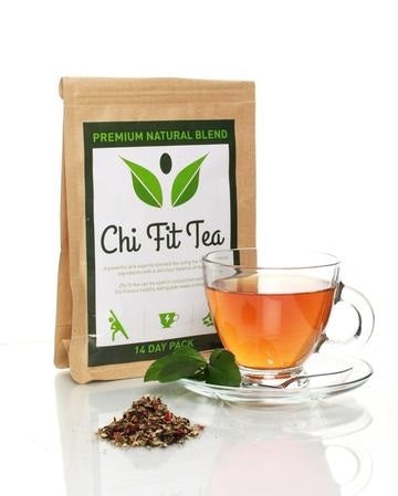 14 day pack of Chi Fit Tea 'Original Blend' (min of 56 cups of tea)