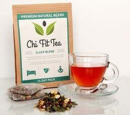Chi Fit Tea 'Sleep Blend' 14 day pack (min of 56 cups of tea)