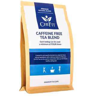 Chi Fit Caffeine Free Tea Blend(min 56 cups of tea)
