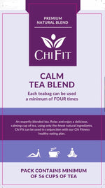 Chi Fit Tea Calm Tea Blend