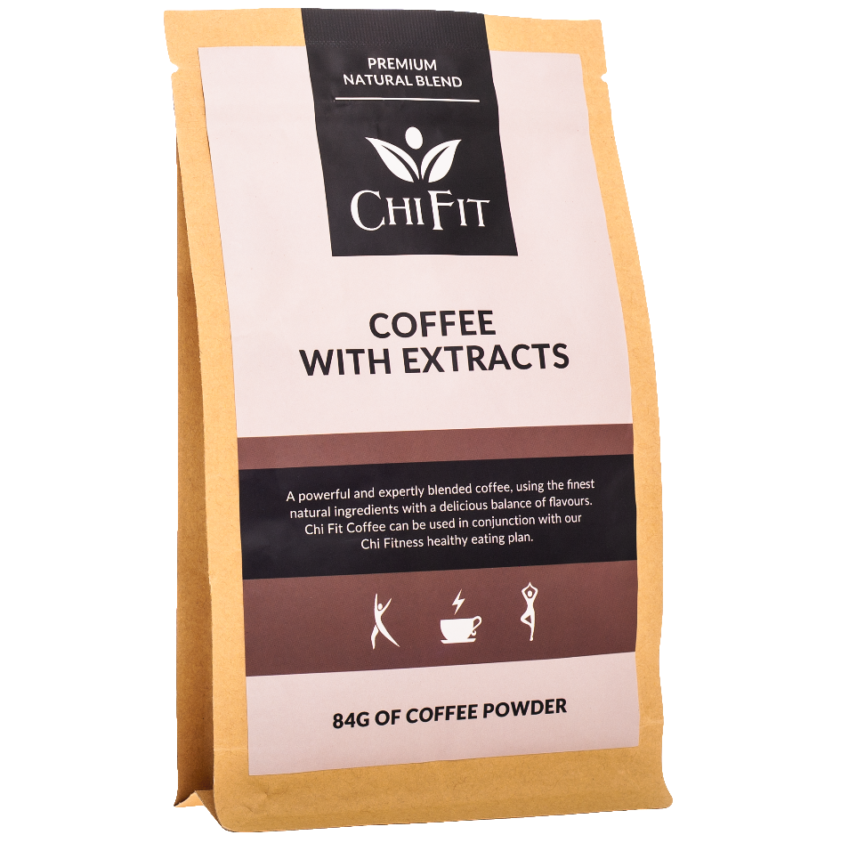 Chi Fit Coffee With Reishi & other Extracts (30 Cups of Coffee)