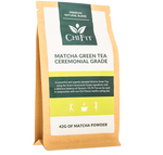 Chi Fit Matcha Green Tea  Ceremonial Grade 40g (14 cups)