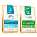 Chi Fit Bundle: Sleep Tea Blend(min 56 cups) and Chi Fit Original Tea Blend(min 56 cups)