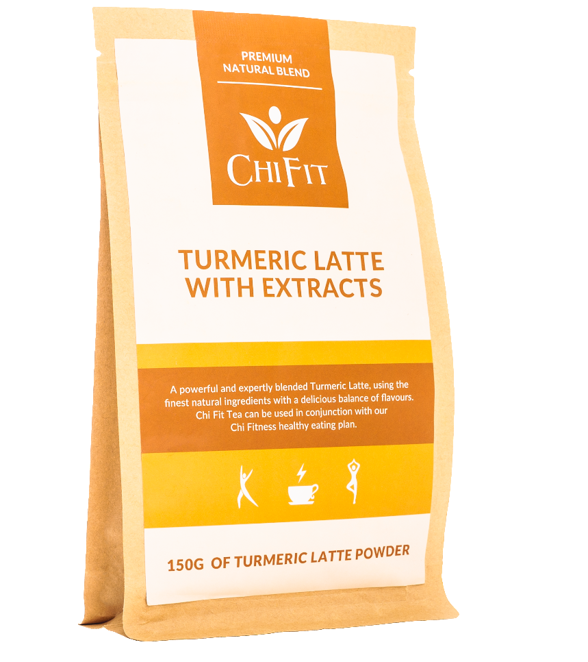 Chi Fit Turmeric Latte with extracts (30 cups of Turmeric Latte)