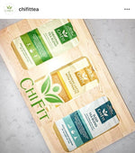Chi Fit Corporate Gift box contains 3 packs of Product in sustainable packaging