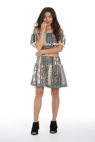 Enchanted Dreams Short Skirt