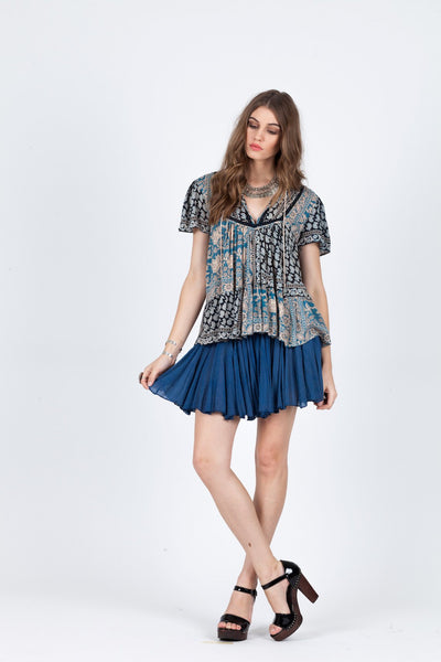 Blue Moon Blouse